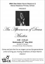 An afternoon of Dean Martin- picture
