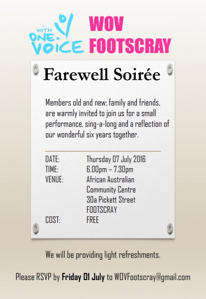 Footscray Farewell jpg